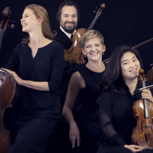 ENTFÄLLT! Artemis Quartett