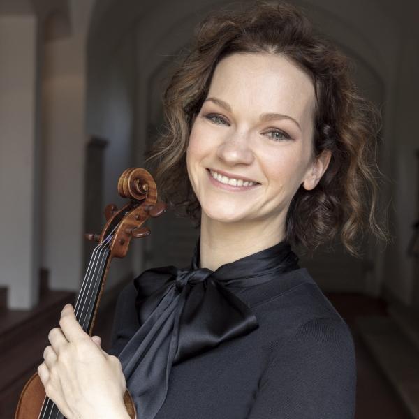 ENTFÄLLT! Hilary Hahn, Andrés Orozco-Estrada & hr-Sinfonieorchester