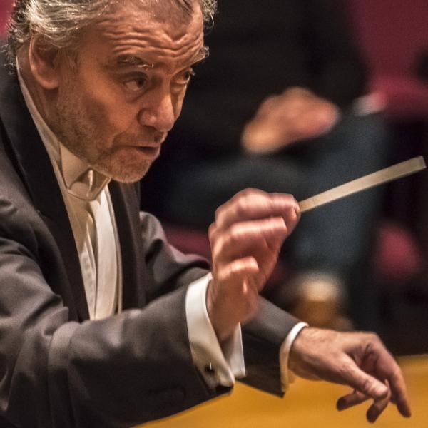 Janine Jansen, Valery Gergiev & Münchner Philharmoniker