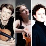 Antje Weithaas, Marie-Elisabeth Hecker & Martin Helmchen