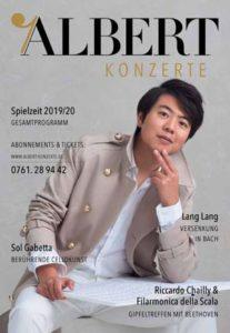 Albert Konzerte - Die Weltstars der Klassik live in Freiburg